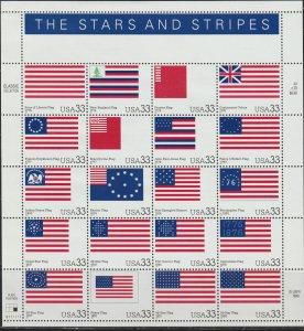 United States  SC  3403 Full Sheet