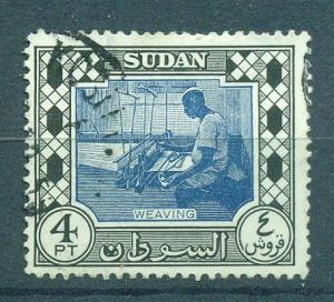 Sudan sc# 108 used cat value $.25