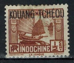 France - Kwangchowan - Scott 102 MH