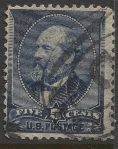 STAMP STATION PERTH US  #219 Used