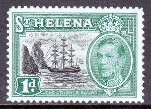 St. Helena - Scott #119 - MH - SCV $7.00