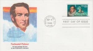 1988 N Palmer Antarctic Explorer (Scott 2386) Fleetwood