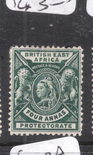 British East Africa SG 70 Small Thin MOG (4dgn)