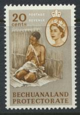 Bechuanaland  SG 176 Lightly Mounted Mint