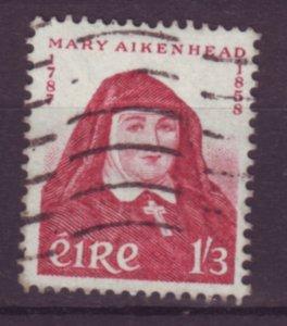 J20736 Jlstamps 1958 ireland hv of set used #168 aikenhead
