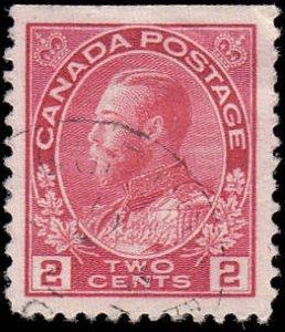 Scott Canada 106 George V Used