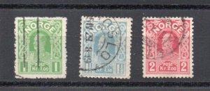 Norway 70-72 used