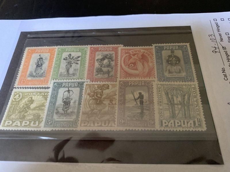 Papua N.G. 94-103 H