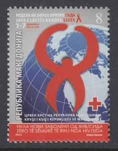 Macedonia RA158 MNH VF