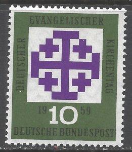 GERMANY 803 MNH Y189