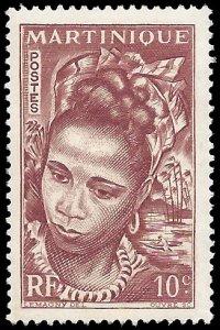 Martinique 1947 #217 Mint H