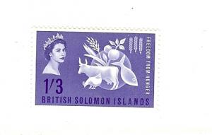 Solomon Islands, 109, Freedom from Hunger Single, LH