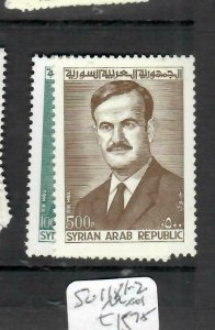 SYRIA  (PP0106BB)     SG 1181-2     MNH