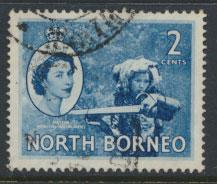 North Borneo  SG 373 SC# 262 Used    see scan