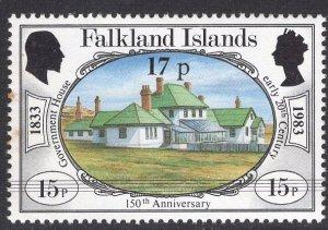 FALKLAND ISLANDS SCOTT 402