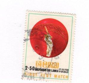 Sri Lanka #627 Used - Stamp