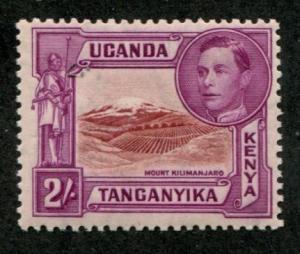 Kenya, Uganda & Tanganyika - KUT SC# 81 SG# 146 Geroge V 2sh MVLH