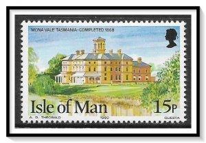 Isle of Man #180 Kermode Family MNH