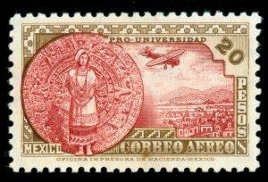 MOMEN: MEXICO SC #C61 1934 MINT OG LH LOT #61274