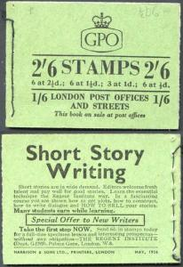 F42 May 1956 2/6 Booklet