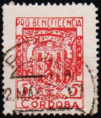 Spain.Date? 5c Fisccal. Fine Used