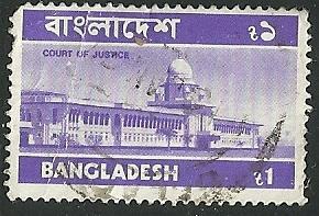 Bangladesh - 103  - Used  - SCV-0.25