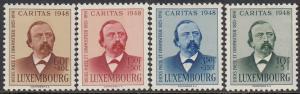 Luxembourg   B147-50 MH - Edmond de La Fontaine