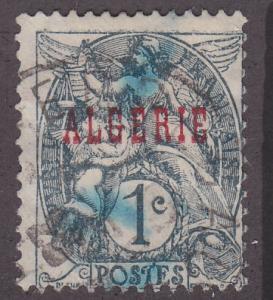 Algeria 1 Liberty, Equality & Fraternity O/P 1924