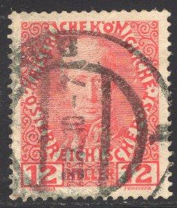 AUSTRIA SCOTT 116A