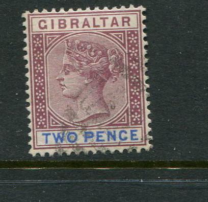Gibraltar #13 Used