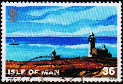 Isle of Man. 1996 36p S.G.675 Fine Used