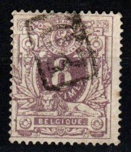 Belgium #31 F-VF Used CV $50.00 (X8923)