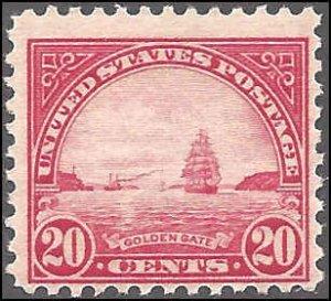 567 Mint,OG,HR... SCV $16.00