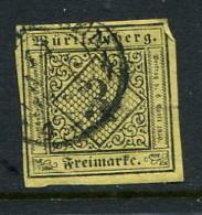 Wurttemberg #2 Used  (Box1)