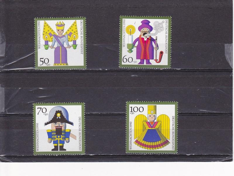 Germany B697-700 MNH