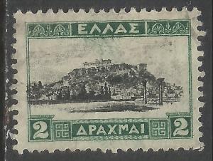 GREECE 329 VFU Z4355-4