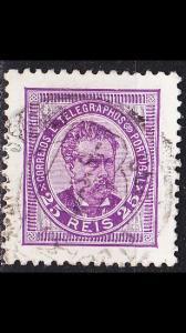 PORTUGAL [1884] MiNr 0063 a ( O/used )