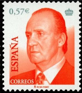 2006 Spain 4105 King Julian Carlos I