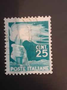 *Italy #464A                   Used