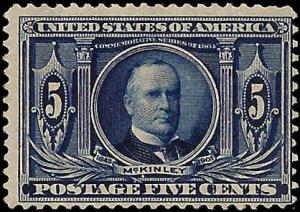 326 Mint,OG,NH... SCV $180.00