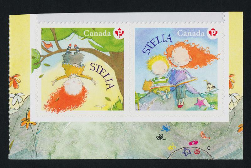Canada 2654a MNH Stella, Cartoon, Children's Stories