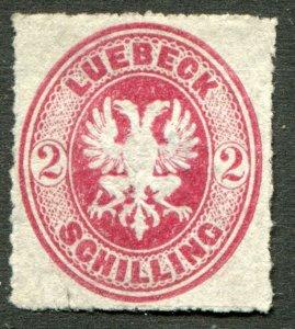 Luebeck Sc.# 10  no Gum