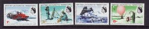 British Antarctic Territory-Sc#20-3- id2-unused NH set-Antarctic Scientific Work