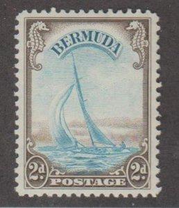 Bermuda Scott #109 Stamp - Mint NH Single