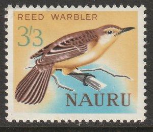 Nauru 56 MVLH