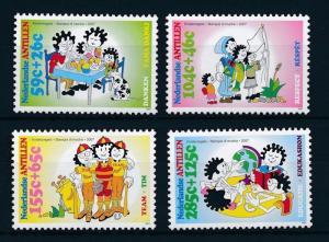 [NA1785] Netherlands Antilles Antillen 2007 Children Welfare Baseball MNH