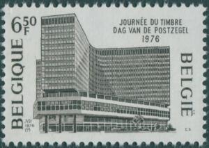 Belgium 1976 SG2425 6f.50 Stamp Day money centre MNH