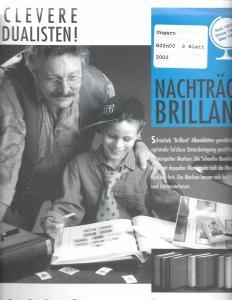 Schaubek Hungary Hingless Supplement 2000