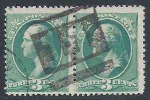 Boston Reverse 11, Pair, Used, Numbers & Letters