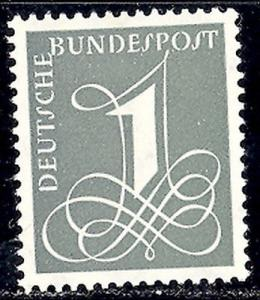 Germany #737  Mint VF LH